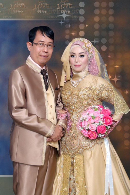 Wedding Ali dan Winda