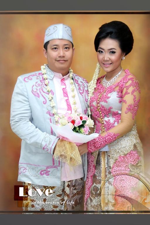 Wedding Fika dan Andrea