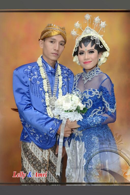 Wedding Lelly dan Amri