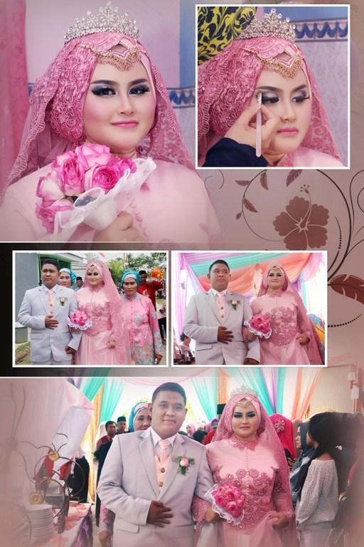 Wedding Afilah dan Wahyu